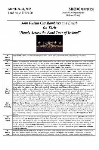 1 Page Ireland